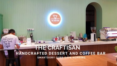 The Craftisan Handcrafted Dessert And Coffee Bar